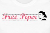 Free Piper Tee